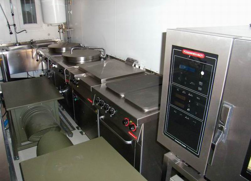 Iso 1c Military Container Kitchen Variel A S