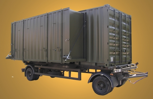 Military Expandable Container Vkv Variel A S