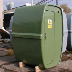 LBM s klimatizací-barva zelená 1