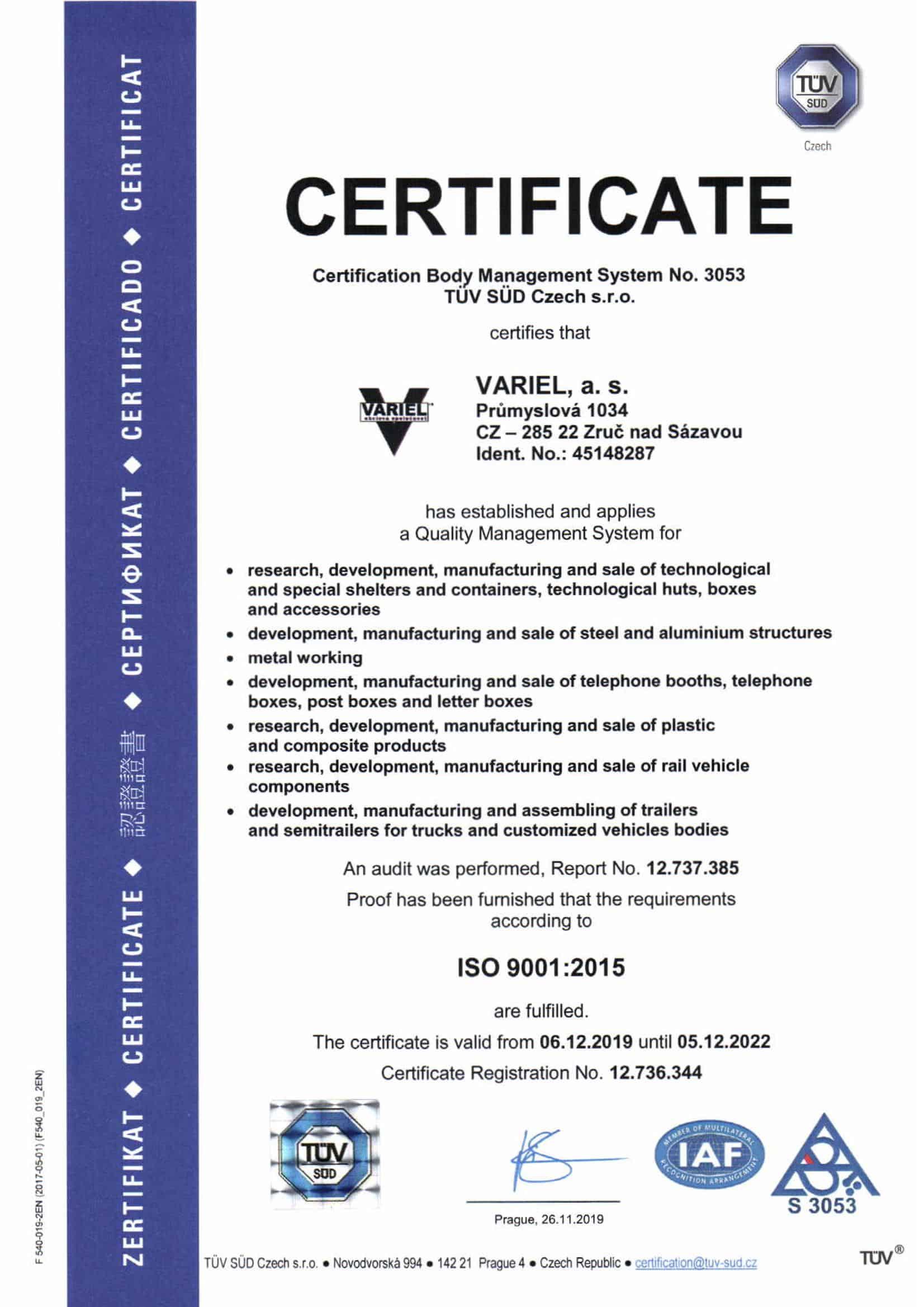 ISO 9001_CZ