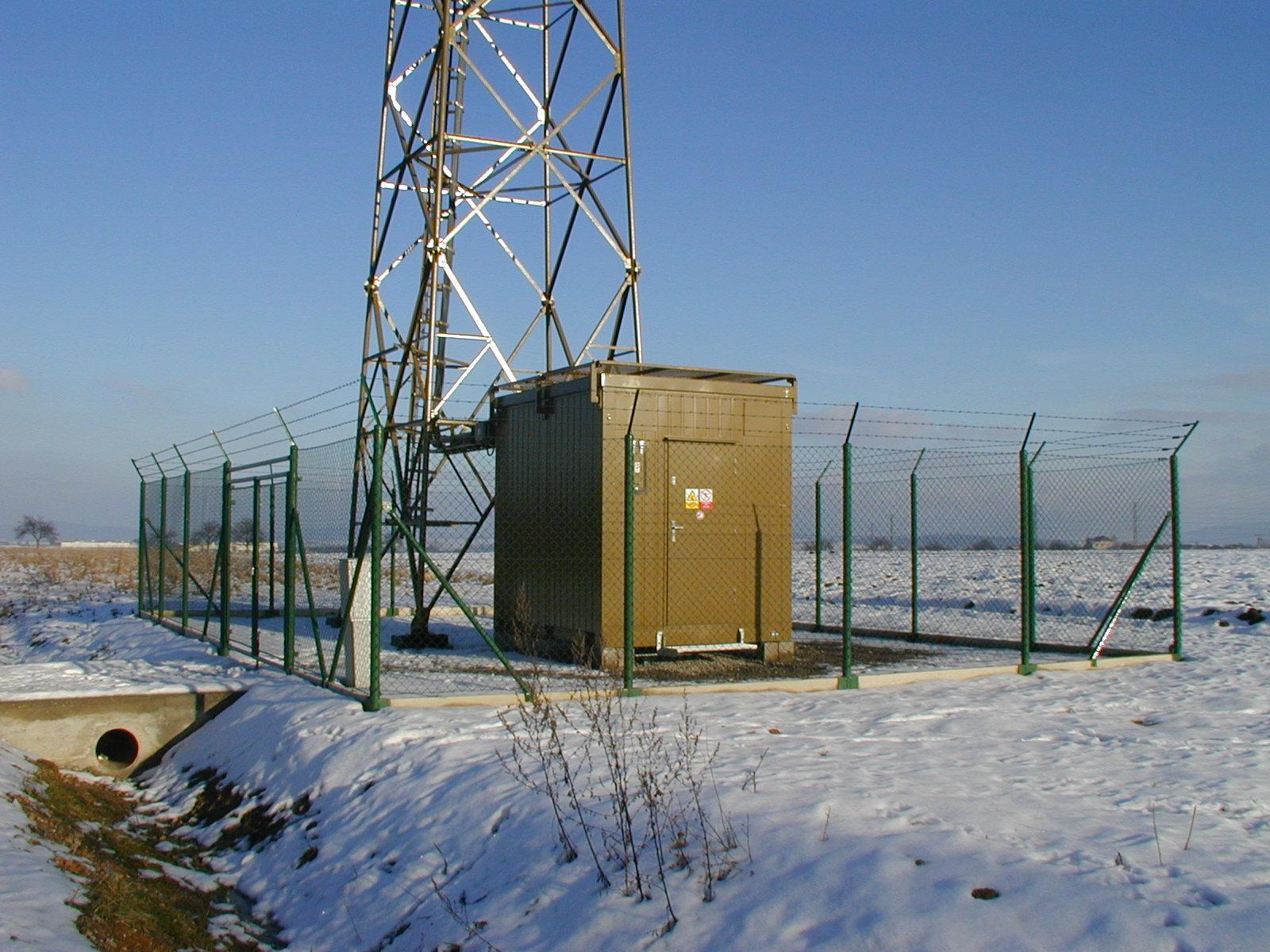 Technologické kontejnery pro mobilní operátory