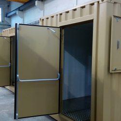 Vojenské kontejnery