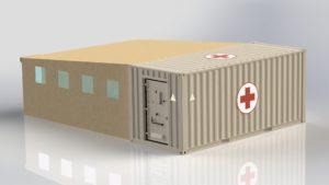 Zdravotnické kontejnery